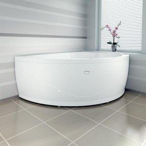 АЛАРИ ванна гидромассажная 1680х1200 форсунки белые (левая, правая), фронт. панель, каркас, слив